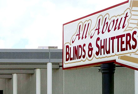 All about Blinds Website