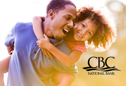 CBC National Bank Website Design