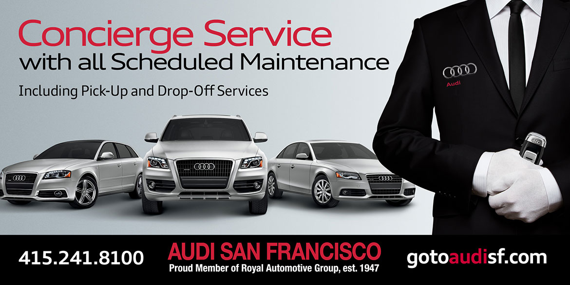 Audi San Francisco Billboard Schuler Design Development - Audi san francisco service
