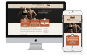 Jax Nutrition eCommerce