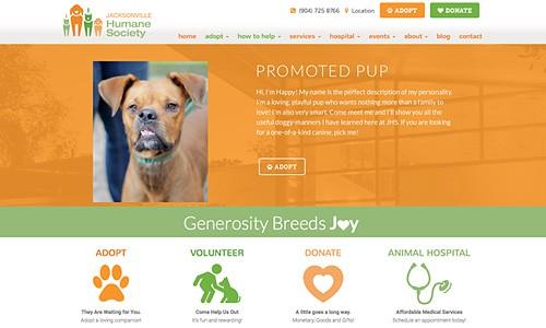Jacksonville Humane Society – Schuler Design & Development