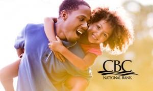 CBC National Bank Website Design