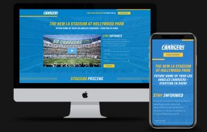 Los Angeles Chargers LASED Hubspot