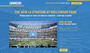 Los Angele Chargers