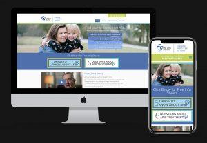 Baptist Medical Website Design